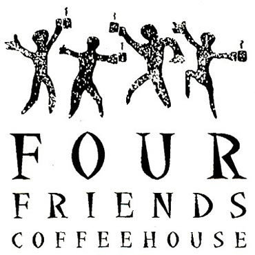 Four Friends Coffeehouse logo